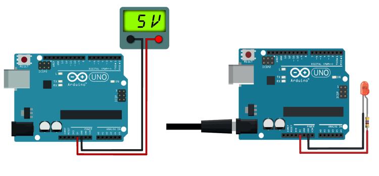 alimentar el arduino 5v - Electrogeek