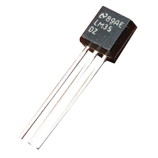 LM35 2 - Electrogeek