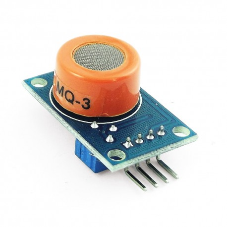 sensor de alcohol mq3 - Electrogeek