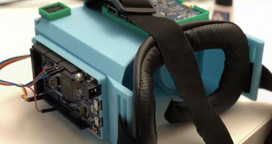 relativty es un auricular vr de bajo costo que puedes construir tu mismo 5c6fe181aba44 - Electrogeek