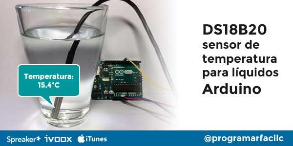 ds18b20 sensor de temperatura para liquidos con arduino 5c82b31580170 - Electrogeek