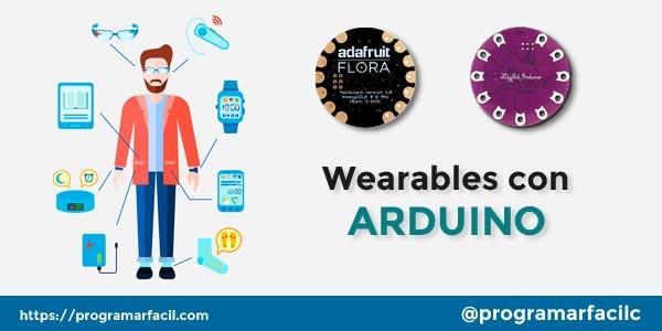 flora y lilypad como crear proyectos para wearables con arduino 5c82b2b833de3 - Electrogeek