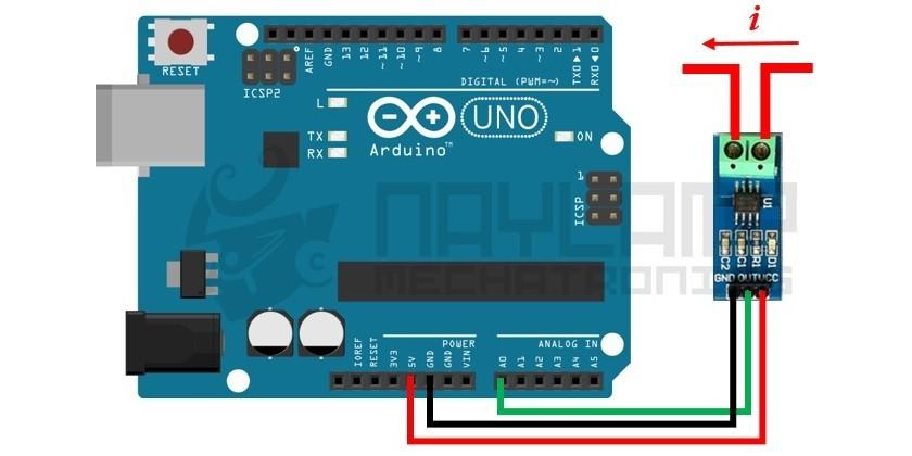 tutorial sensor de corriente acs712 5c813e312d151 - Electrogeek