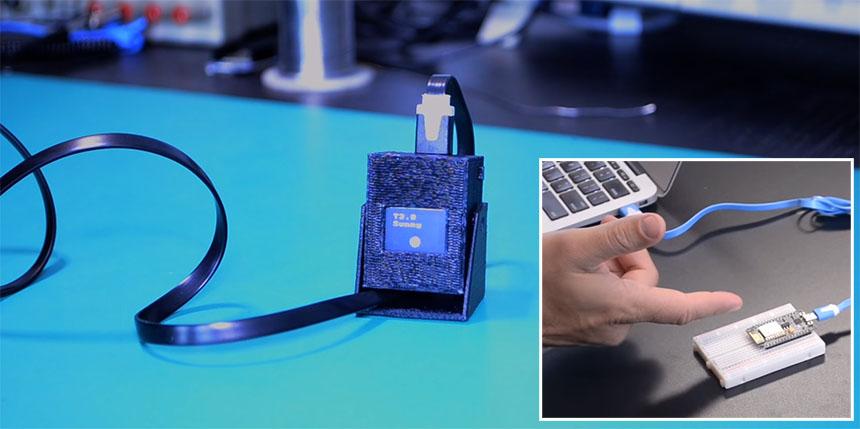 3091 como hacer una estacion meteorologica wifi con esp8266 y arduino - Electrogeek