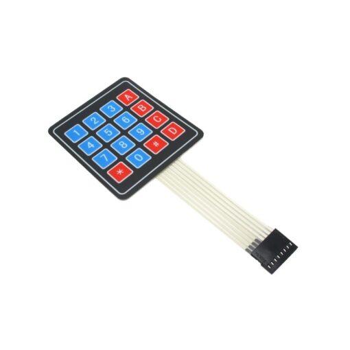 teclado matricial - Electrogeek