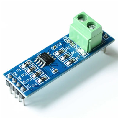 MAX485 Module RS 485 TTL to RS485 MAX485CSA Converter Module Integrated Circuits Products.jpg q50 - Electrogeek