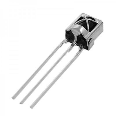 Sensor Receptor Infrarrojo IR VS1838B 01 - Electrogeek