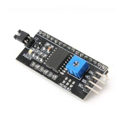 adaptador pantalla lcd 16x2 serial i2c pcf8574 - Electrogeek