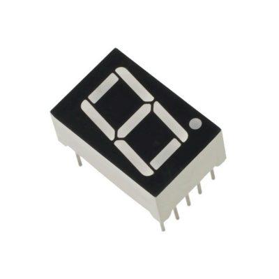 display 7 segmentos - Electrogeek