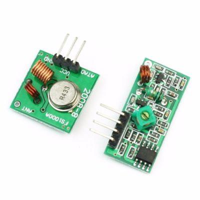 kit modulos rf 433 mhz ask transmisor y receptor D NQ NP 917566 MLA31403321064 072019 F - Electrogeek