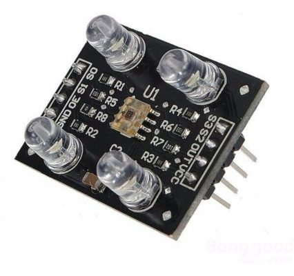 sensor de color tcs230 tcs3200 230 3200 arduino a0037 D NQ NP 602738 MLA31048933311 062019 F - Electrogeek