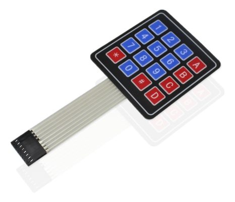 teclado matricial 4x4 arduino D NQ NP 979539 MLA31629991291 072019 F - Electrogeek