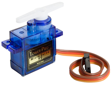 tower pro sg90 micro servo 9g - Electrogeek