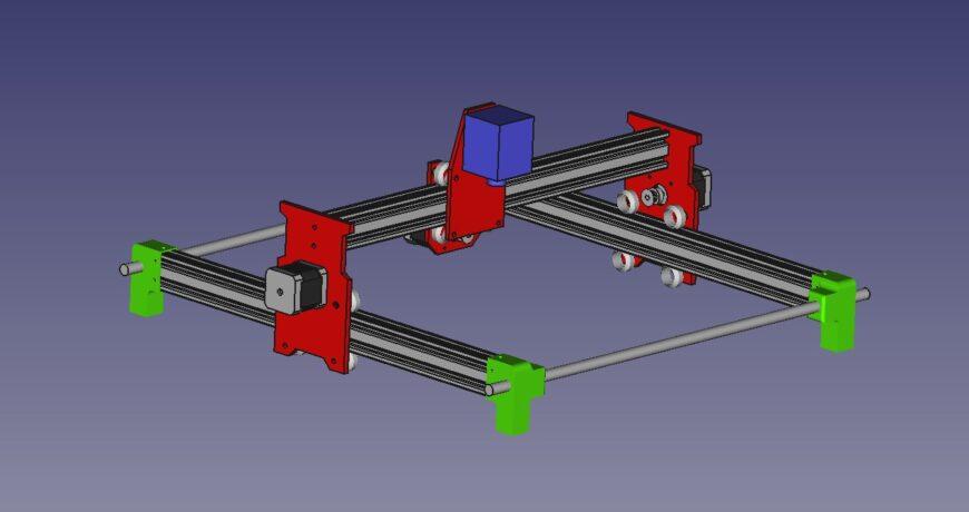 laser cnc casero 5e85113631a33 - Electrogeek
