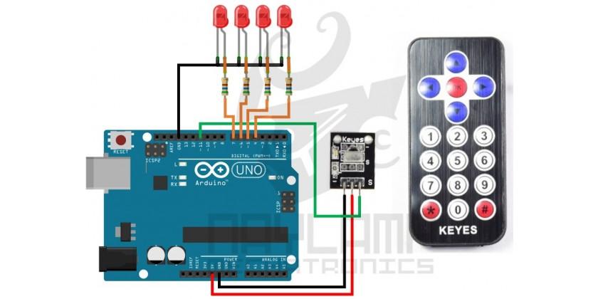 tutorial arduino y control remoto infrarrojo 5e850c7e26d4f - Electrogeek