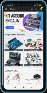 App Electrogeek