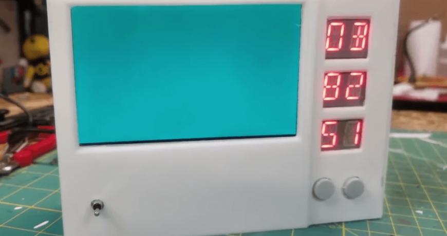 este reloj con arduino dice la hora en colores 5f7e5ede41690 - Electrogeek