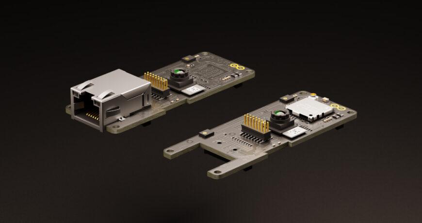 la vision artificial integrada se vuelve profesional con el nuevo portenta vision shield 5f7d0d42110f2 - Electrogeek