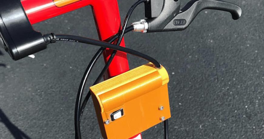 mantener a los conductores de scooters electricos alejados de las aceras con arduino 5f8cdf46edb8e - Electrogeek