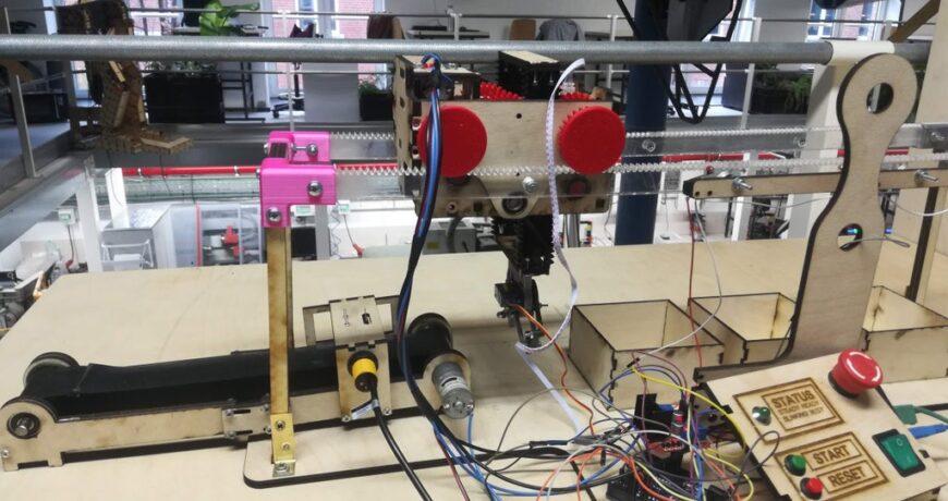 deja que este sistema robotico clasifique tus ladrillos lego por ti 5ff505eec2f98 - Electrogeek