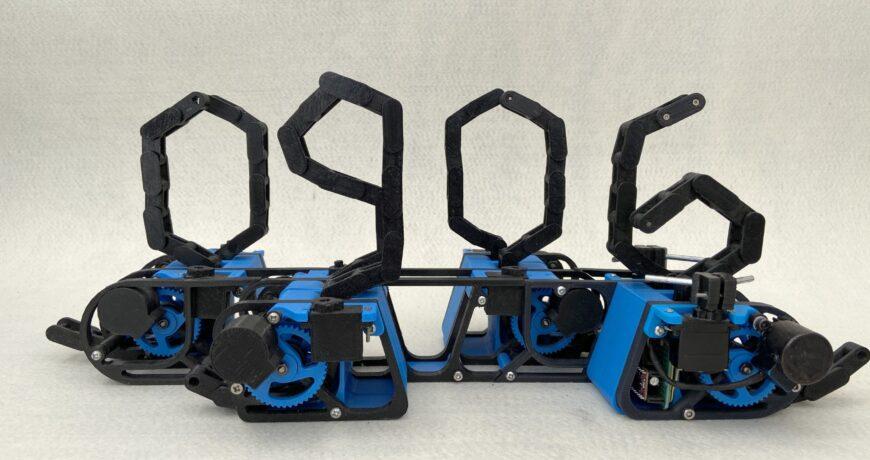 obtenga el tiempo de getula un reloj modular de eslabones de cadena 5ff505ace17d6 - Electrogeek