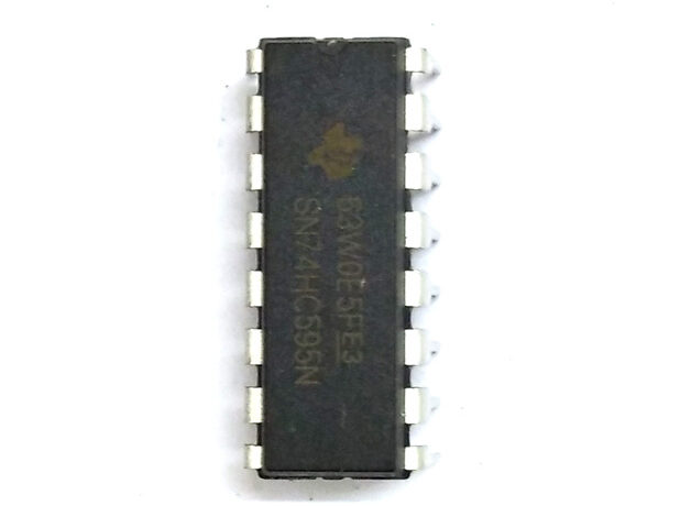 como funciona el 74hc595 shift register y su interfaz con arduino 6074acb76440d - Electrogeek