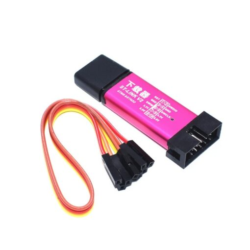 Programador ST LINK V2 Mini Para STM8 STM32 3 - Electrogeek